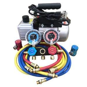 FJC (FJC9281YF) R1234yf Vacuum Pump & Manifold Set by FJC (Image #1)