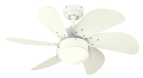 30 ceiling fan white - 6