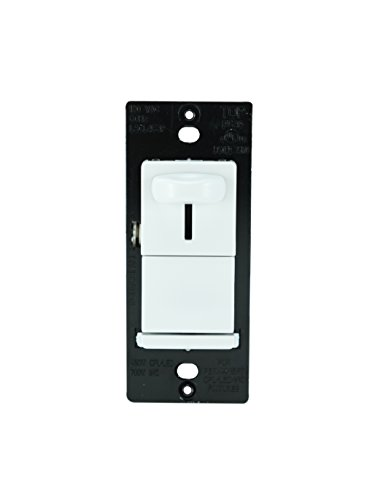 Legrand-Pass & Seymour LSCL453PWCCV4 LS TradeMaster174, CFL / Incandescent / LED Single-Pole dimmer switch