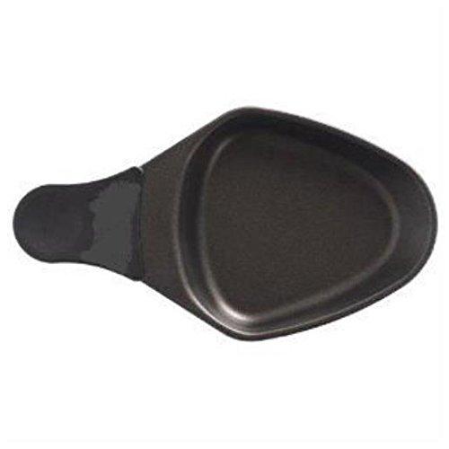 TEFAL Coupelle raclette Anti adhésive Ovale Noire