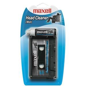 B000001OMT Maxell 191018 Audio Tape Head Cleaner (Wet) 312Unbem3lL