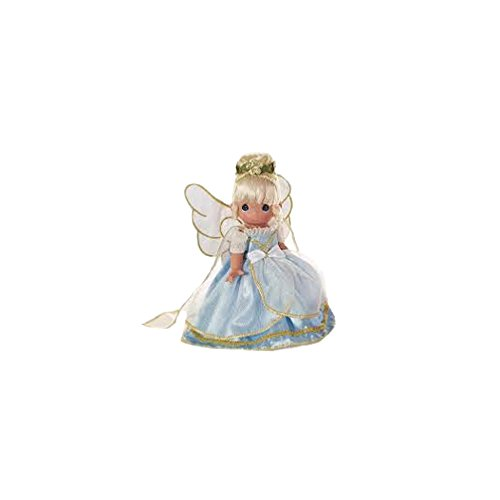 (Precious Moments Angels From Above Blonde Doll, 9