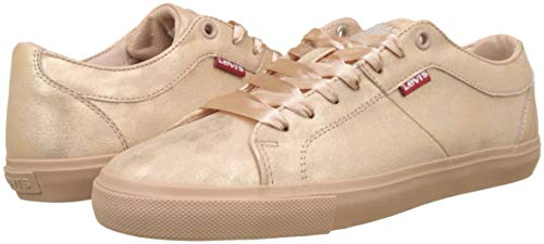 W Woods 81 Pink Zapatillas Levi's light Para Mujer Rosa 7pnP56wq