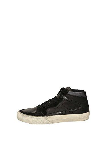 Guess - Zapatillas para hombre negro