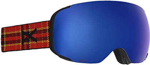 - Anon M2 Goggle with Spare Lens, Flannel