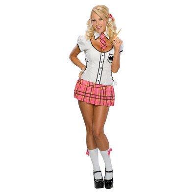 [Teachers Pet Costume Size: Medium] (Teachers Pet School Girl Costume)