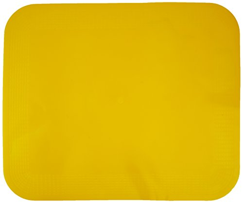 - Dycem Non-Slip Pads & Activity Pads, Yellow, 18