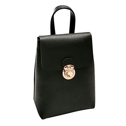 (Crossbody Bags for Women,iOPQO Pure Color Shoulder Bag Messenger Satchel Tote)