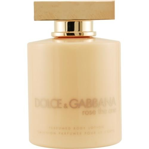 Dolce & Gabbana Rose The One body milk for women 6.7 oz