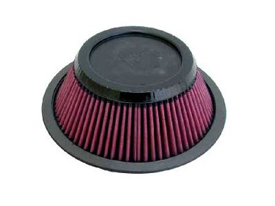 K&N ENGINEERING E-2605-1 Air Filter; Conical Closed; H-3.120 in.; ID-7.12 in.; OD-8.810 in./5 in.;