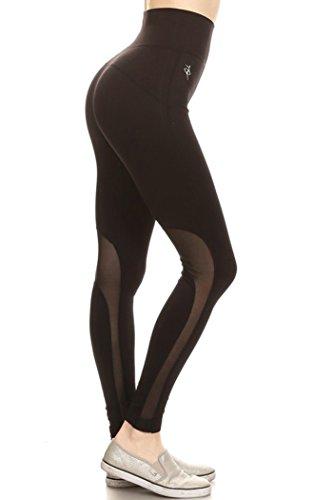 Gzero Womens Stretchy Fitness Leggings