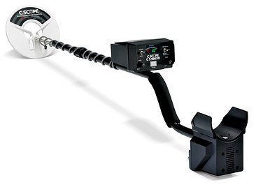 C.Scope CS990XD Metal Detector with FREE accessories by Electrical Tools