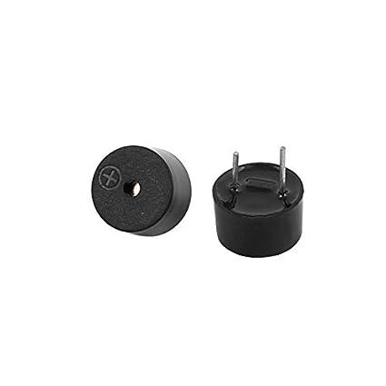Amazon.com: eDealMax 2pcs 3V miniatura Timbre Activo ...