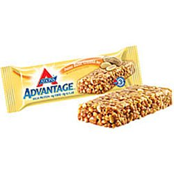 ADVANTAGE BAR,PNT FUD GRN pack of 5 ( Value Bulk Multi-pack)