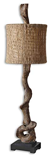 Uttermost 40-Inch Tall Driftwood Buffet Lamp