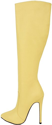 Collo Donna Find Yellow Alto Nice A BAqxOq4wE