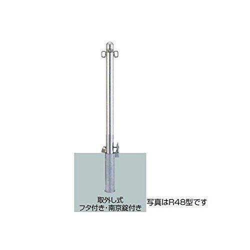 LIXIL(リクシル) TOEX SガードR48型 取外式 蓋付南京錠付 両フック LPA26 B073R6Q3DY 17280