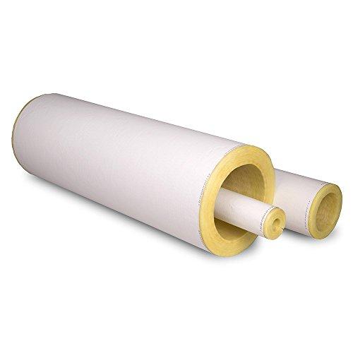 - Johns Manville Micro-Lok HP Ultra - 10 x 2-1/2 Fiberglass Pipe Insulation - Polypropylene-coated ASJ - 3 LF/CT (Bulk)