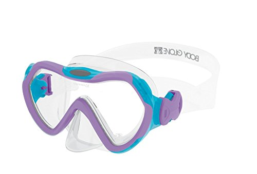 Body Glove Grape Adult Dive Mask, Aqua, Small ()