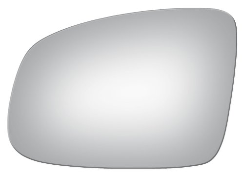 Prix Pontiac Grand Glass Mirror (1998 - 2003 PONTIAC GRAND PRIX (FWD) Flat Driver Side Replacement Mirror Glass)