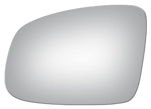 Prix Grand Mirror Pontiac Glass (1998 - 2003 PONTIAC GRAND PRIX (FWD) Flat Driver Side Replacement Mirror Glass)