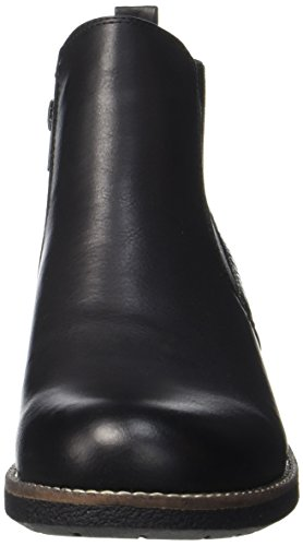 94680 Para Botas schwarz schwarz Mujer Rieker Chelsea Negro tdqYAv