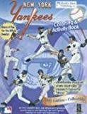 img - for Yankees Coloring and Activity Book by Peg Connery-Boyd (2007-10-15) book / textbook / text book