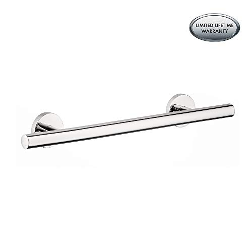 Hansgrohe 40513000 S and E Towel Bar, 12-Inch, Chrome from Hansgrohe
