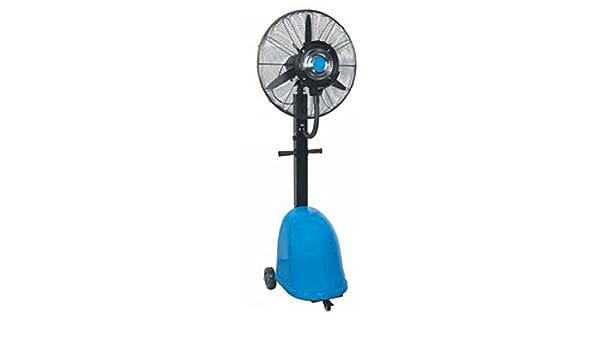 Mercatools Ventilador - Nebulizador De Agua: Amazon.es: Hogar