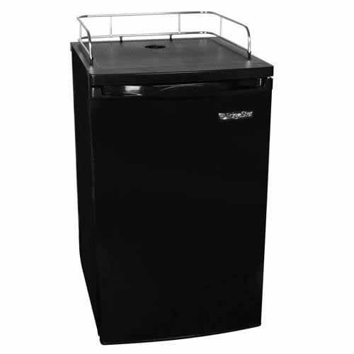 : EdgeStar BR2001BL Ultra Low Temp Refrigerator for Kegerator Conversion