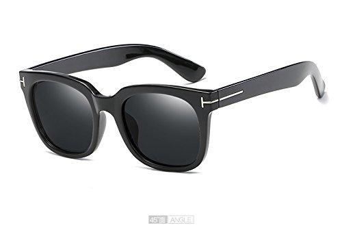respaldo de Sunglasses TL bastidor y de polarizadas gafas sol 005C1 prescripción del sol caso de square tr Gafas 90 sol de Gafas 005C3 zqxqd7