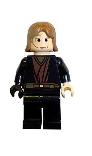 (LEGO Star Wars Minifigure Anakin Skywalker with Lightsaber (Clone Wars) )