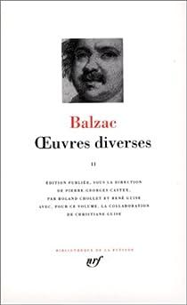 Oeuvres complètes par Balzac