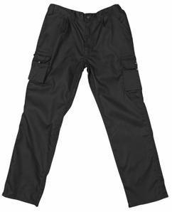 Mascot 03079-010-09-82C50''Toledo'' Trousers, Black, L82cm/C50