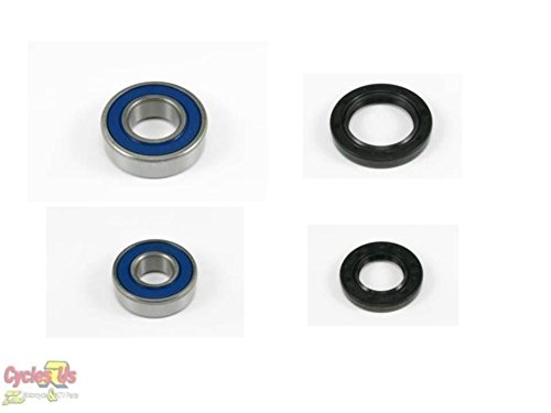Wheel Bearing Seal Kit Front Honda TRX 300 400EX 250X R Fourtrax (400ex Front Wheel Bearings compare prices)