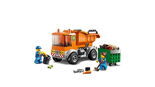 LEGO City - Camion della spazzatura, 60220 4 spesavip