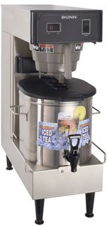 - Bunn 3 Gallon Low Profile Iced Tea Brewer -TB3Q-LP-0100