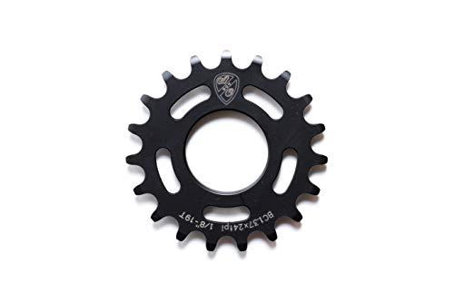"""State Bicycle Co. N/A N/A Unisex A796201625028All-City 19T x 1/8"""" Track Cog Black, Black, 19T"""