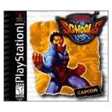 Rival Schools - PlayStation