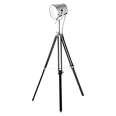 Dainolite 5553F-PC Tripod Floor Lamp