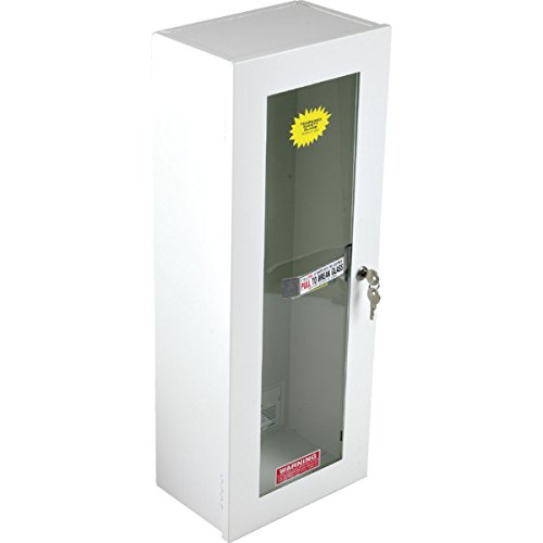 Potter Roemer Steel Fire Extinguisher Cabinet Surface