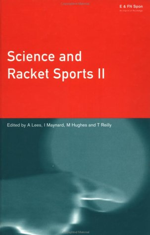 Science and Racket Sports II: 2 Pdf