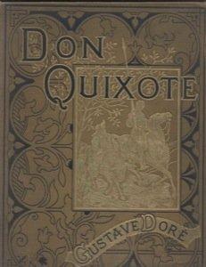 Don Quixote, The Ingenious Gentleman Don Quxite de la Mancha (Borders Classics - Abridged Edition)