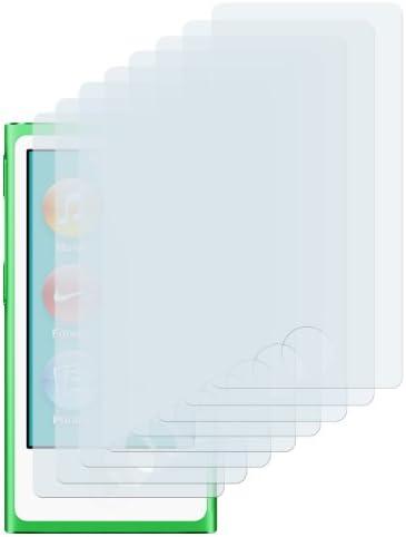 mumbi Schutzfolie kompatibel mit iPod Nano 7G 2012 Folie klar, Displayschutzfolie (4X)