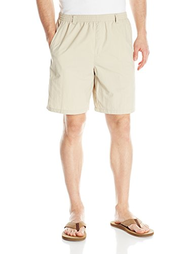 Columbia Men's PFG Backcast III Water Short , Fossil, Medium x 8 ()