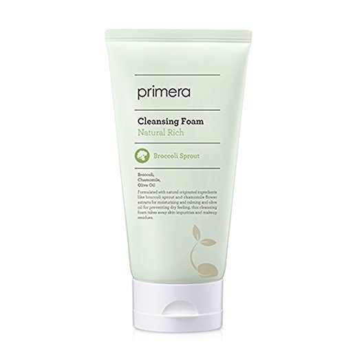 Primera Natural Rich Cleansing Foam 150ml -