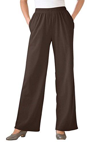 Womens Plus Size 7 Day Pants