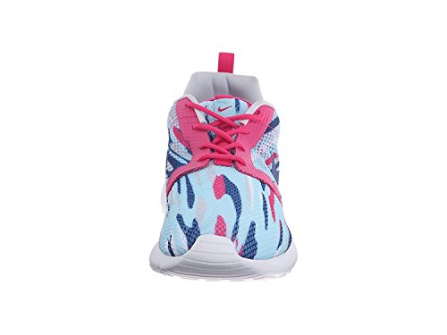 rose Bleu Rosherun Mixte Enfant Nike Flight Baskets Jr GS Weight Basses P5w5nvqxT1