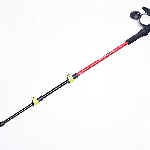 METSK Outdoor-Bergsteigenstange gerade Griff DREI Outdoor-Ausrüstung Outdoor-Ausrüstung Outdoor-Ausrüstung Outdoor-Bergsteigerstange Gehstock-Dämpfung im Freien B07Q3VSB1S Wanderstcke Ideales Geschenk für alle Gelegenheiten ff3cbb