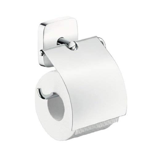 Hansgrohe 41508000 Puravida Paper Roll Holder, Chrome by Hansgrohe (Image #2)